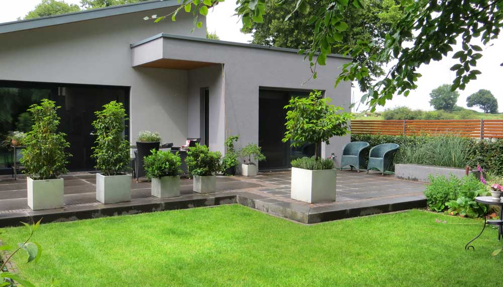 Moderne Gärten Grenzenlos Frank Fritschy Gardendesign