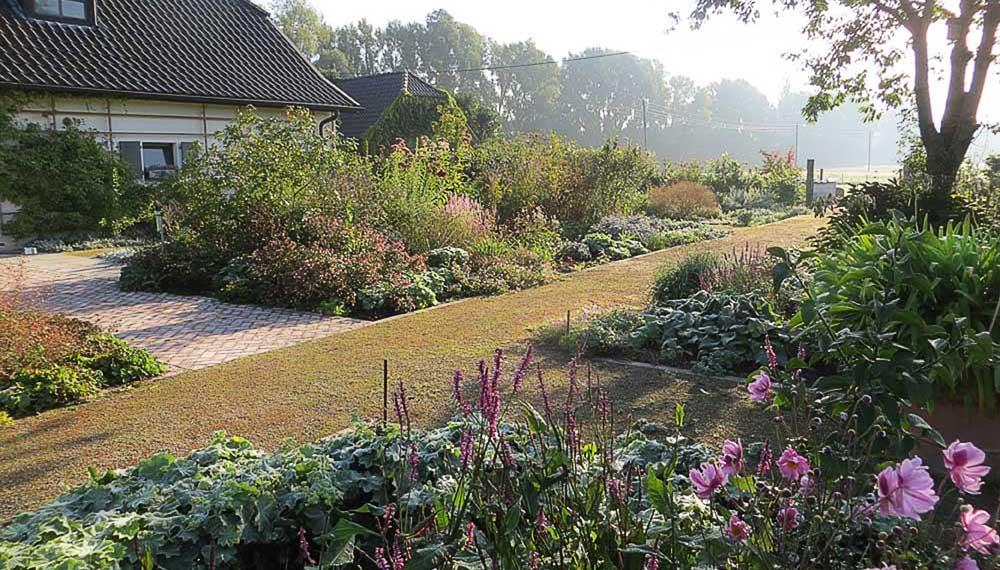 Viller the Garden Long Border